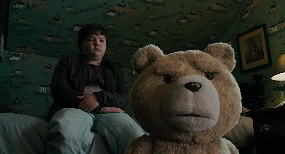 「テッド」セス・マクファーレン & Aedin Mincksの画像