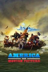 アメリカ THE MOVIEのポスター